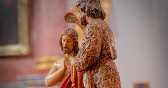Duchovné zamyslenie na nedeľu Krstu Ježiša Krista.