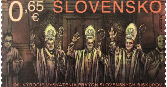 PASTIERSKY LIST Konferencie biskupov Slovenska k stému výročiu vysviacky biskupov a pri príležitosti sčítania obyvateľstva