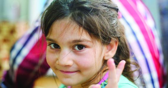 Zbierka na pomoc prenasledovaným kresťanom a utečencom