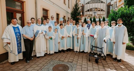 Mariánska púť v Topoľčanoch (2.-5.9.2021)