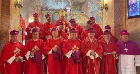 Nitrianska katedrálna kapitula svätého Emeráma má nových kanonikov