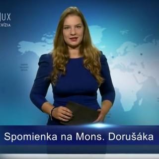 Spomienka na ThDr. Dorušáka - reportáž