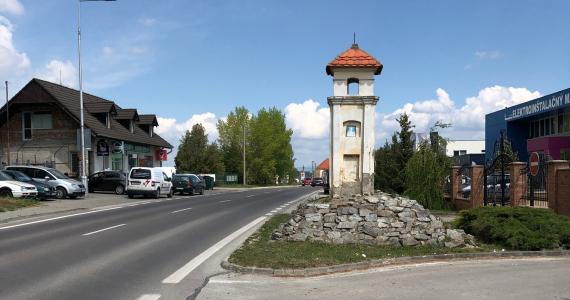 Obnova Lucerny na Krušovskej ulici v Topoľčanoch